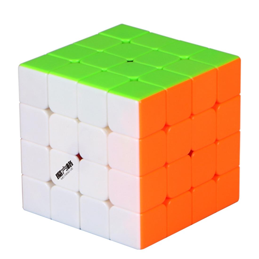 QiYi Mofangge Thunderclap Mini 6.0cm 4x4x4 Magic Cube Puzzle Toy for Competition
