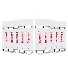 J-boxing 10PCS 1GB USB Flash Drives Bulk 2GB Lighter Design Thumb Drives 4GB 8GB Pendrives 16GB 32GB Zip Drives White for PC Mac electric drives principles