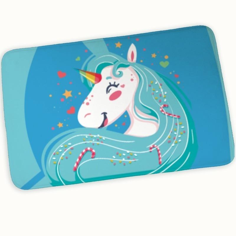 Aliexpress.com : Buy Cartoon Unicorn Doormat Baby Room