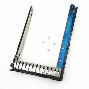 Image 5 - 10 حزم 651687 001 G8 2.5 بوصة Gen8 القرص الصلب صينية/العلبة/قوس ل Gen8 DL380 360 160 385 ، شحن مجاني