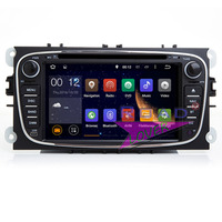 TOPNAVI 4G 32GB New Android 8 0 Octa Core Car Media Center DVD Player For Ford