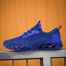 Breathable Blade Running Shoes 47 New Comfortable Plus Size Sports 46 Fashion Mens 45 Walking Jogging Casual