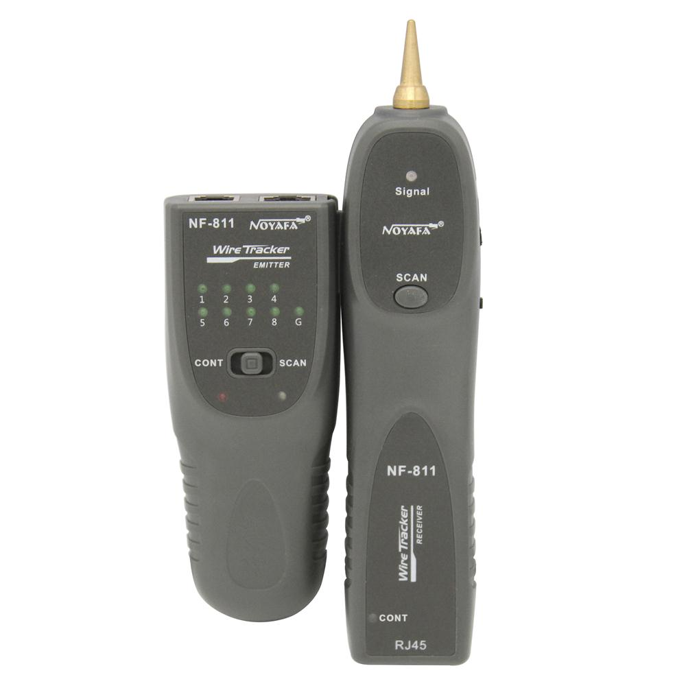 NOYAFA Nf-811 Lan Cable Telephone Cable Tester Expert Cable Fault Locator(China)