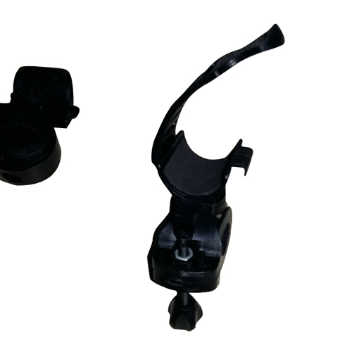 Good deal Adjustable 360 Rotatable Cycling Grip Mount Bike Clamp Clip Bicycle Flashlight LED Torch Light Holder