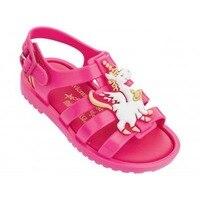 Mini Melissa 2019 Roman Unicorn Kids Sandals Melissa Jelly Shoes Sandals Children'S Shoes Boys Sandals Melissa Shoes