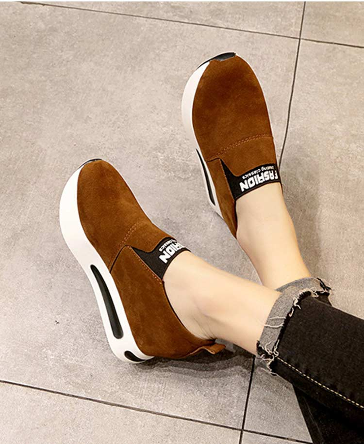 Vulcanize shoes women casual shoes 2019 new fashion solid pu women sneakers slip-on breathable shoes woman zapatos de mujer (21)