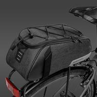 Mountain Bike Rear Bag Road Bicycle Cycling Rear Seat Rack Trunk Bag Pack Pannier Carrier Shoulder Bag Handbag