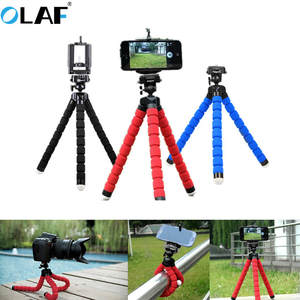 Flexible Octopus Tripod Bracket For Mobile Phone Camera