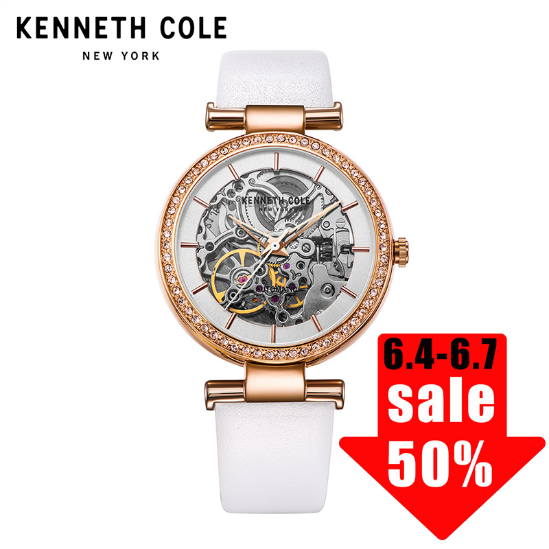 Kenneth Cole Relojes originales para mujer Relojes mecánicos - Relojes para mujeres