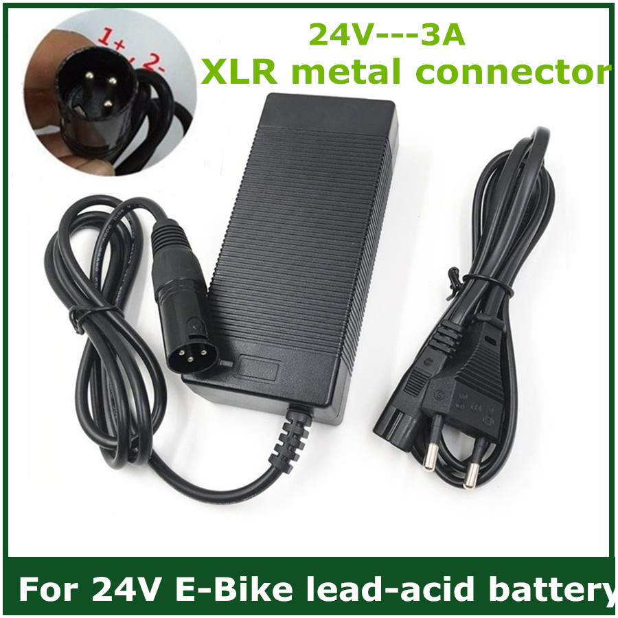 24V3A <font><b>charger</b></font> for <font><b>electric</b></font> scooter wheelchair <font><b>charger</b></font> <font><b>golf</b></font> <font><b>cart</b></font> <font><b>charger</b></font> with XLR metal connector good image