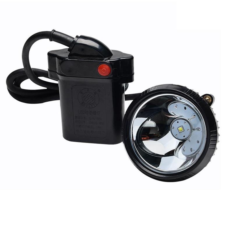 Jauna 10W LED kalnrūpniecības lampa, galvas lampas lukturu - Portatīvais apgaismojums