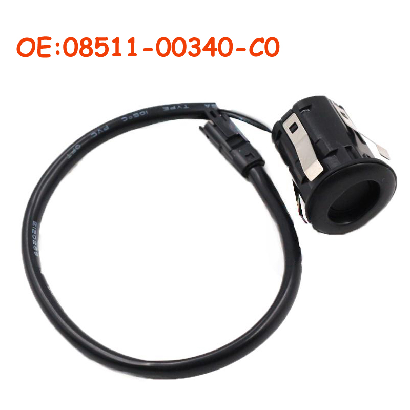 OEM 08511 00340 C0 08511 00340 Bumper Ultrasonic Reverse PDC Parking Sensor Fits For Toyota car