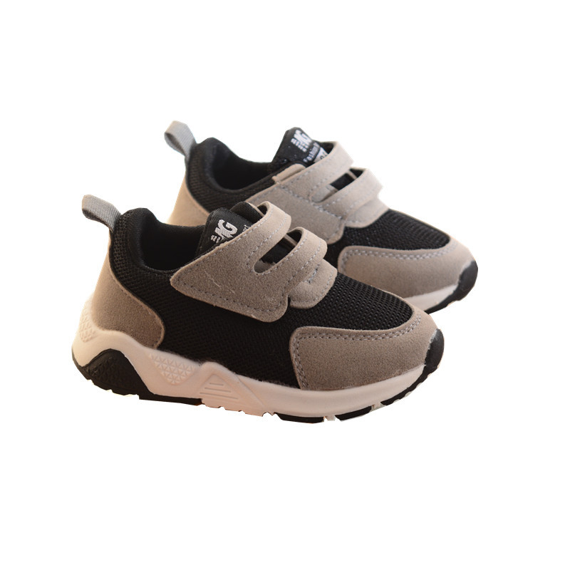 Fashion Kids Shoes For Boys Girls Air Mesh Breathable Children Casual Sneakers Baby Girl Soft Running Sports Shoes 21~30