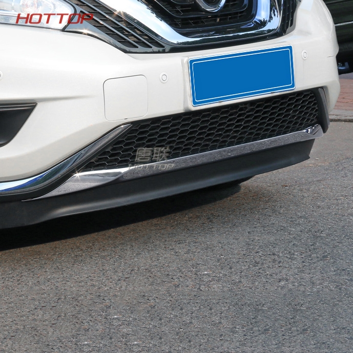 2017 Nissan Murano Exterior: FIT For Nissan Murano 2016 2017 2018 Car Body Bumper
