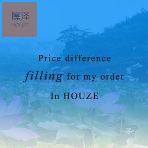 Special Links for price filling in HOUZE