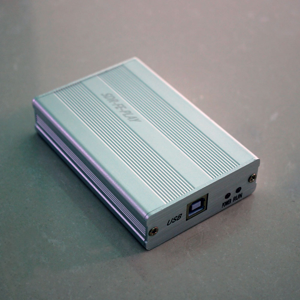 Купить с кэшбэком Wideband  Full Featured 12bit SDR Receiver SDRPLAY RSP1 RSP2 RTL-SDR HackRF Upgrade AM FM HF SSB CW receiver Full band HAM Radio