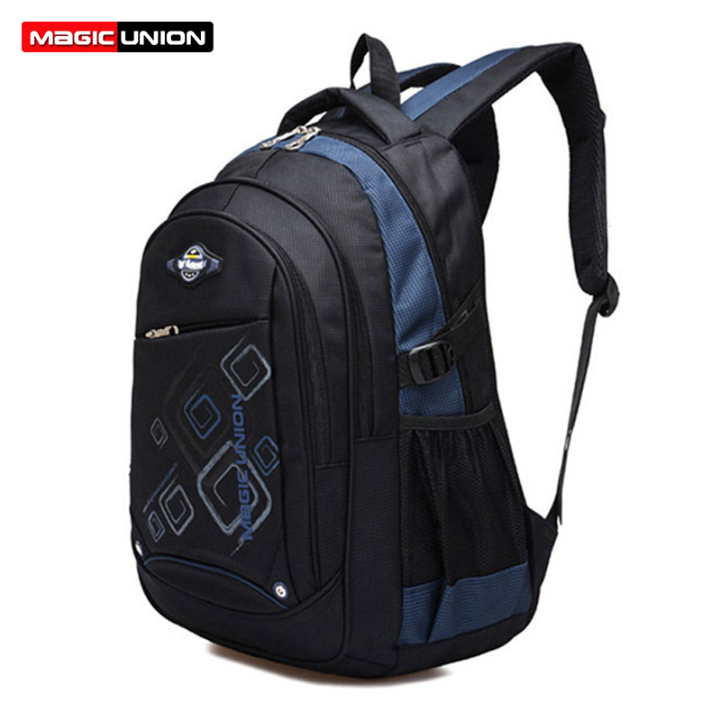 School-Bags Waterproof Backpack Magic Union High-Quality Children Girls Boys for in