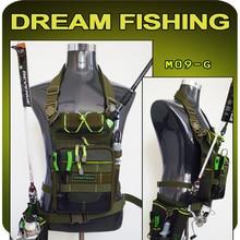 Dream Fishing Multifunction Waist Bag 17x6x22cm Fishing Bag