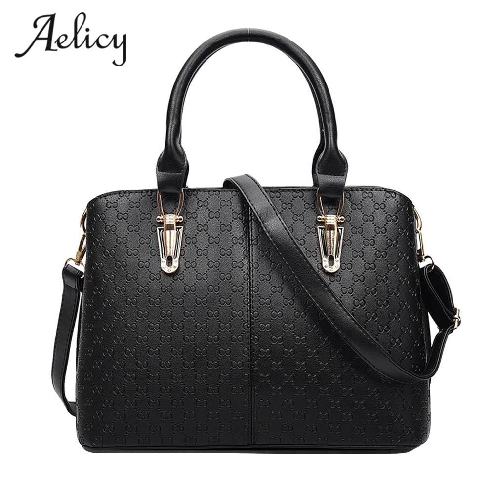 Aelicy Women Leather Handbags PU Handbag Leather Women Bag Patent Handbag Luxury Handbags female bags high quality handbags patent leather handbag shoulder bag for women