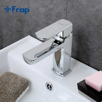 Frap new bath Basin faucets Modern style bathroom sink Faucet Hot and cold water mixer tap Torneira Da Bacia Single handle F1073 - DISCOUNT ITEM  50 OFF All Category