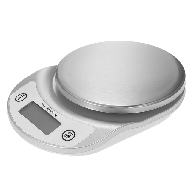 1kg 0 1g Lcd Display Electric Kitchen Scale High Precision Pocket Food