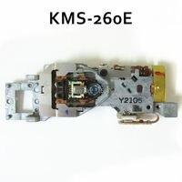 Original KMS-260E cd laser captador cabeça para sony md jogador kms260e kms 260e kms260