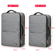 New Huge Capacity Waterproof USB Design Laptop Backpack 15 or 17 inches