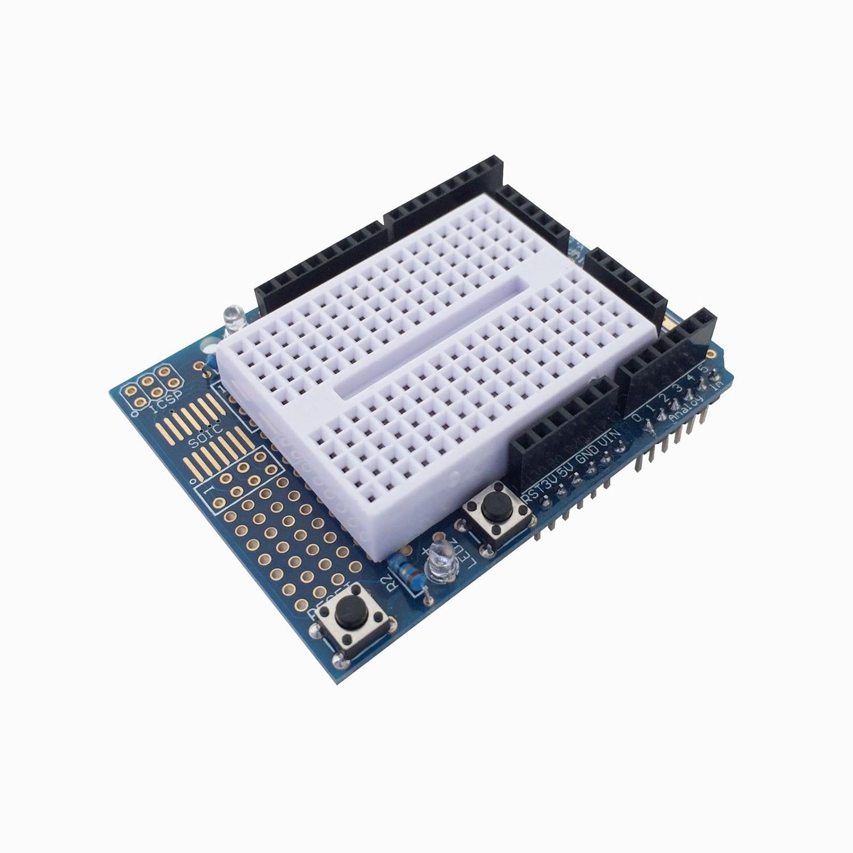 Ultimate UNO R3 Starter Kit for Arduino Keypad RTC 1602LCD Servomotor Relais Neu