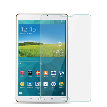 цена на 9H Tempered Glass For Samsung Galaxy Tab S T700 SM-T701 T705 T705C 8.4 inch Tablet Screen Protector Protective Film Glass Guard