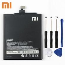 Xiao Mi Xiaomi Mi BM33 Phone Battery For Xiao mi 4i Mi4i BM33 3120mAh Original Replacement Battery + Tool