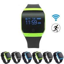 Neue E07S Wasserdichte Smartwatch Sport Smart Armband Schrittzähler Fitness Tracker Smartband Call Reminder für Android iOS Telefone
