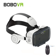 "Xiaozhai Bobovr Z4 and Z4 mini Virtual Reality Glasses with Headphone Google Cardboard for iPhone Xiaomi VR 4.0-6.0"" 4.7 6.0"