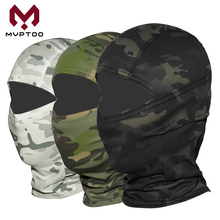 Military Tactical Balaclava Cap CP Camouflage Full Face Mask Motorcycle Motocross Cycling Hunting Army Bike Head Shield Hat Men