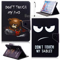 Engraçado não Toque em Meu Pad Tab 2 A7-30 2015 Tablet PC Couro tampa do caso da aleta para lenovo tab2 a7 30 protetor de tela caneta stylus