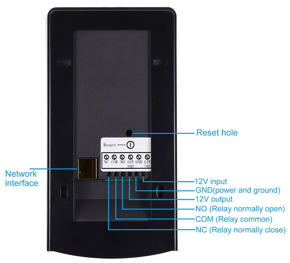 Diske Wireless Wifi IP Video Door Phone With 720P Camera APP Remote Unlock  Night Vision IR Cam For IOS Android Camera Doorbell Camera Doorbell Wifi