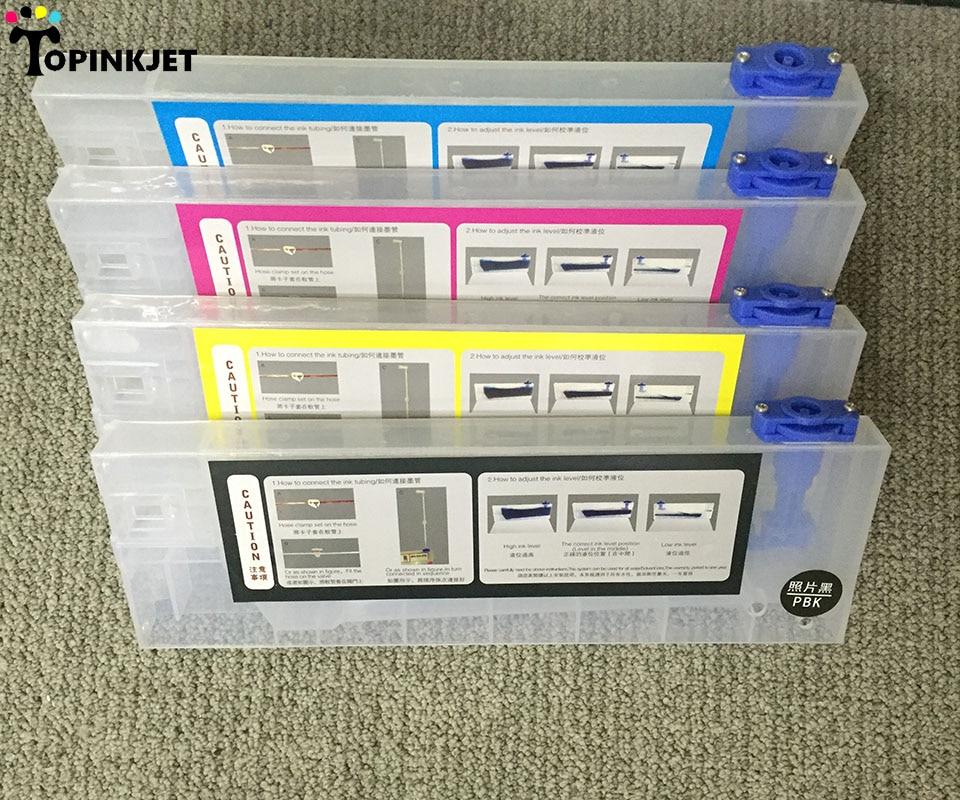ตลับหมึกรีฟิลสำหรับROLAND MIMAKI MUTOHเครื่องพิมพ์ด้วย4สีใน220มิลลิลิตร-ใน ตลับหมึก จาก คอมพิวเตอร์และออฟฟิศ บน AliExpress - 11.11_สิบเอ็ด สิบเอ็ดวันคนโสด 1