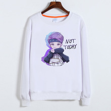 BTS kpop hoodies Women/Men k-pop Sweatshirts SUGA JIMIN JUNG KOOK album not today print female Sweatshirt k pop clothes