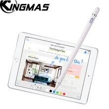 Универсальный Активный емкостный сенсорный экран рисунок стилусы ручки высокое качество карандаш для iPhone iPad samsung huawei смартфон