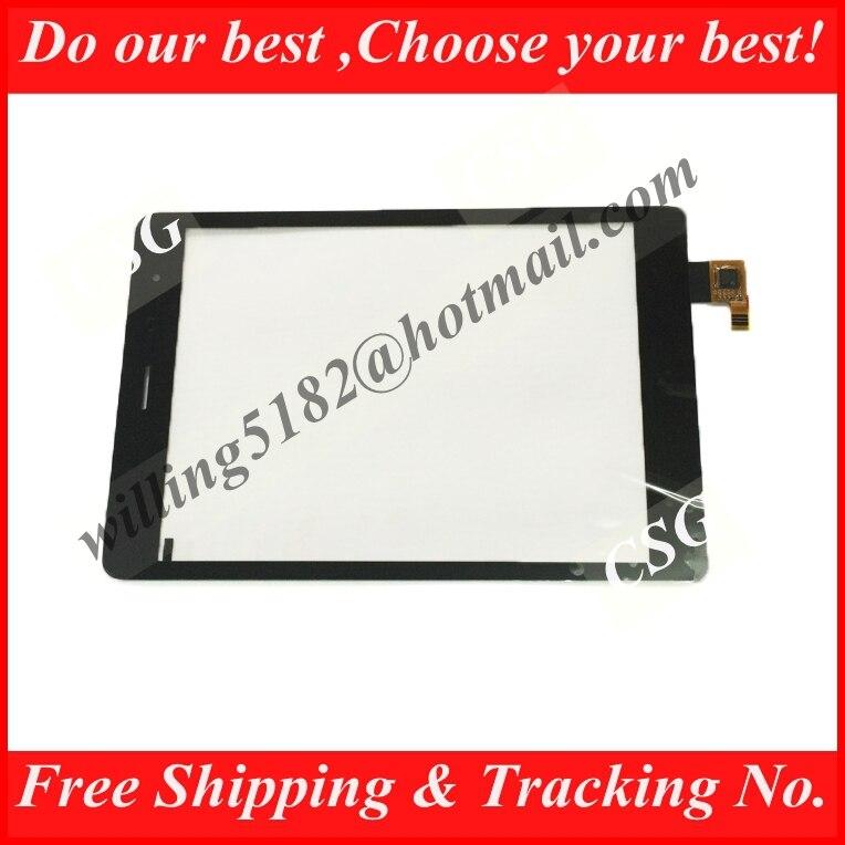 Original & New 7.85 inch ENERGY i8 Quad 3G Repair Touch Screen Digitizer Outer Panel Glass Lens Black 1024X768