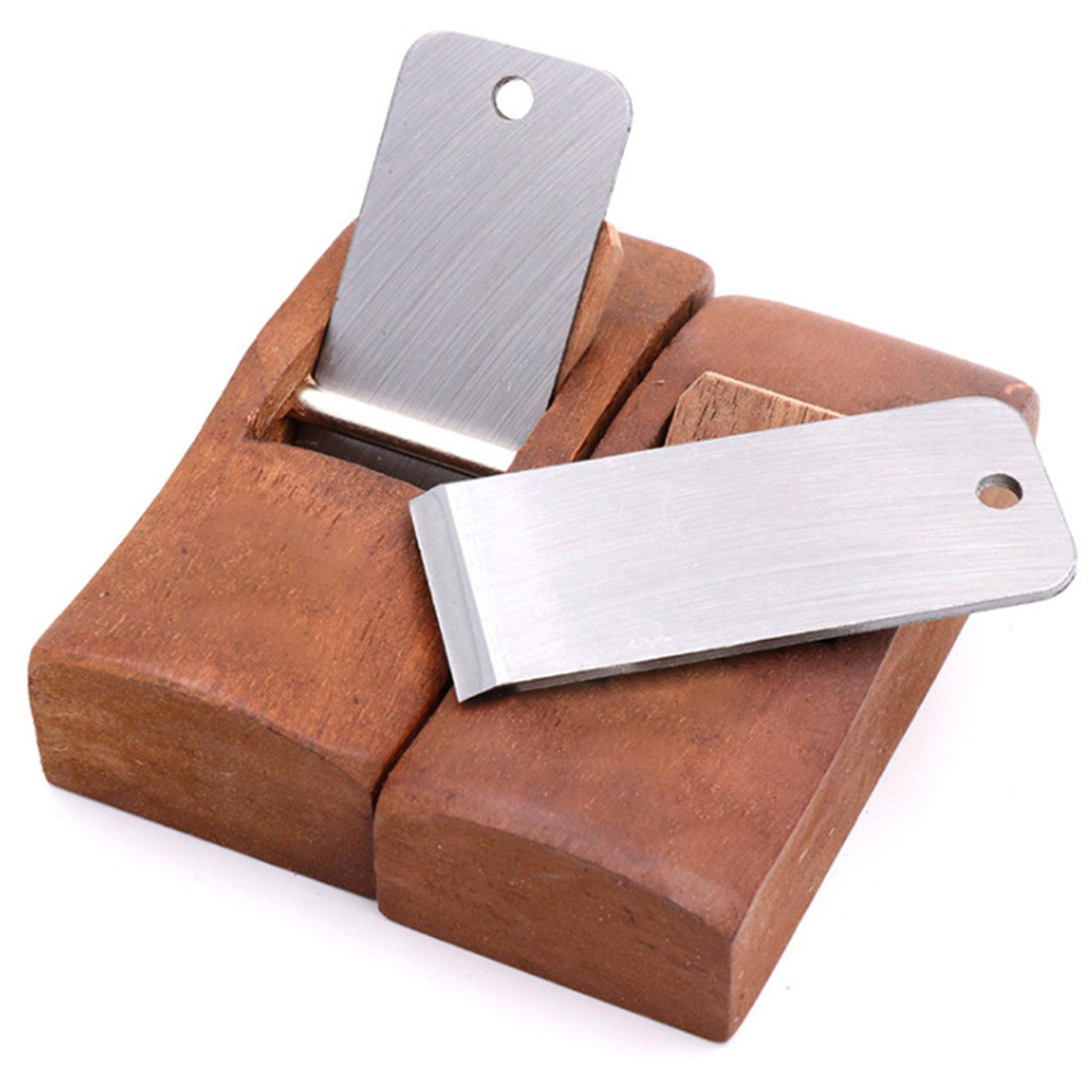 Woodworking Planer Hand Tool Flat Plane 4.25 Inches Cutting Edge Practical Retro  Manual Hand Trimming Tool Wood Carpenter Gift