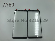 Voor Samsung Galaxy A7 2018 A750 A750F A750FN A750G A8 A750GN Originele Telefoon LCD Touch Scherm Front Outer Glass Panel vervanging(China)