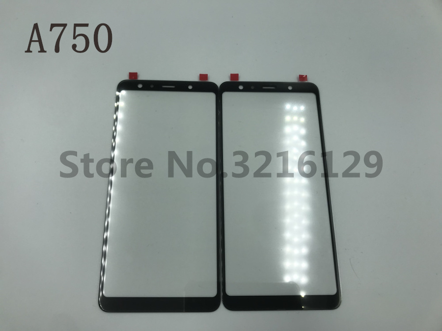 For Samsung Galaxy A7 2018 A750 A750F A750FN A750G A8 A750GN Original Phone LCD Touch Screen Front Outer Glass Panel Replacement