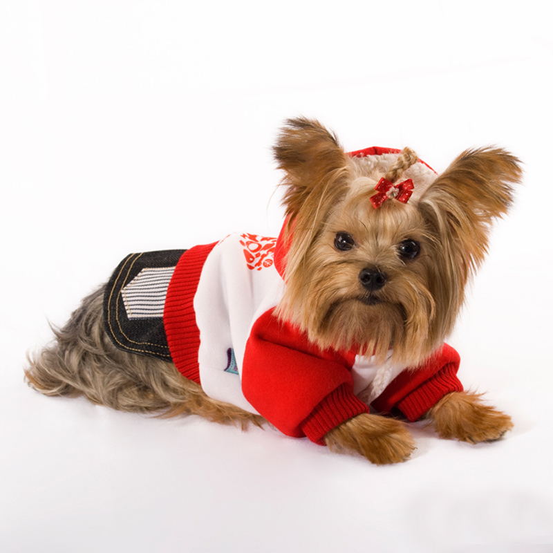 Veshja e nxehtë Veshje WAGETON Qeni Veshjet e dimrit me shumicë dhe - Produkte për kafshet shtëpiake - Foto 2