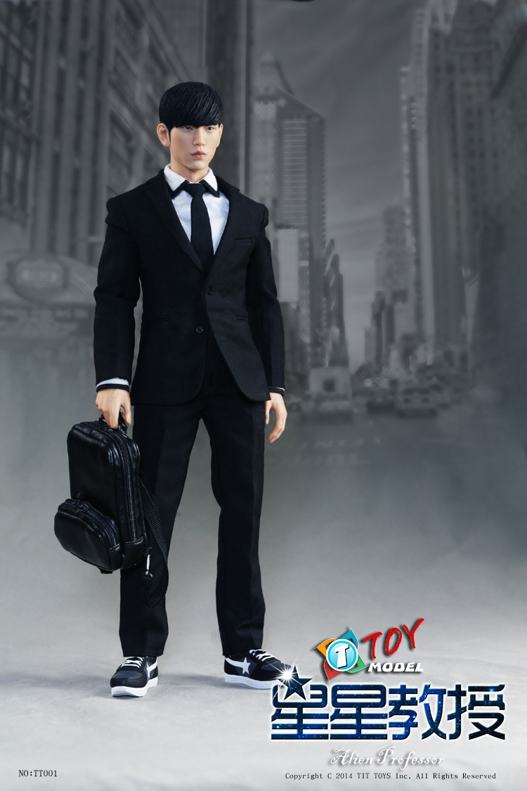 "TITTOYS 1/6 scale doll Model.12 inch"" Action figure doll,My Love From The Star Do Min Joon Kim Soo Hyun,Collection Model Toy Gift"""