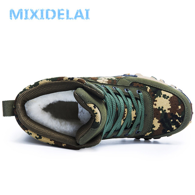 Military Warm Boots 3