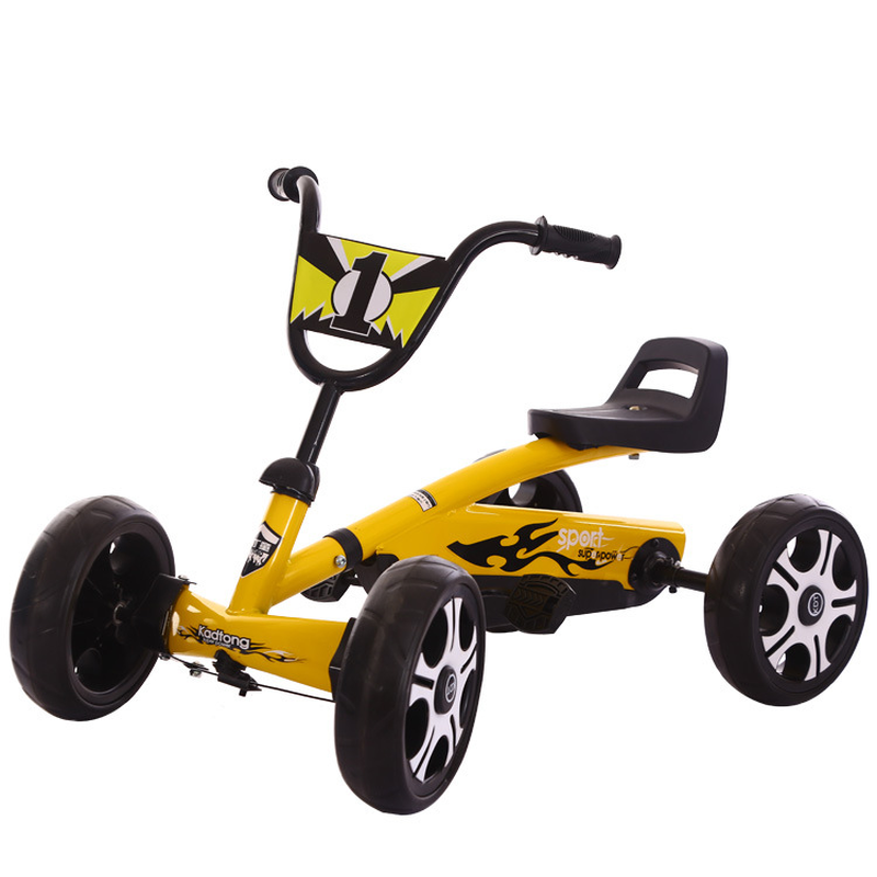 Children Bicycle Bike Sports Four Wheels Kart Drift Car Large Kids Bicycle Toy Vehicles Ride on Car Gift Four Wheels Toy Bicycle
