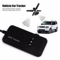 Car GPS Tracker Google Link Real Time Address Tracking For Car Auto Vehicle Motorcycle GPS Tracker