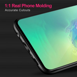 Image 5 - For Samsung Galaxy S10E Case for S10 Lite Cover S10 E Housing Coque Silicone PU Leather Back TPU MOFi Original