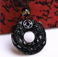 Natural ice kinds of obsidian the mythical wild animal pendant necklace peace buckle and crystal pendant jewelry