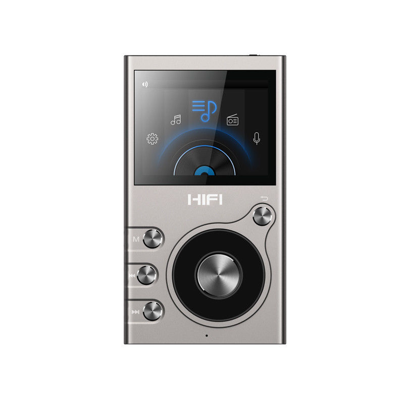 IQQ C18 MP3 Player Entry-level Hifi Music Player 8GB 24bit / 192KHz DSD USB 2.0  21338TW